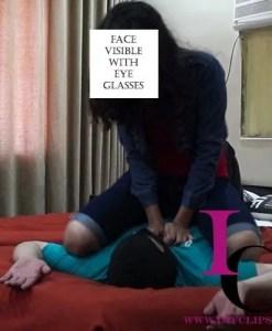 Indian Femdom Spitting