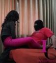 Femdom Lap Sitting