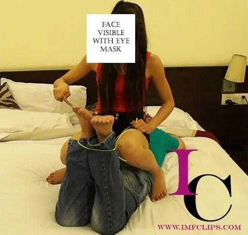 Mistress Dominating Slave