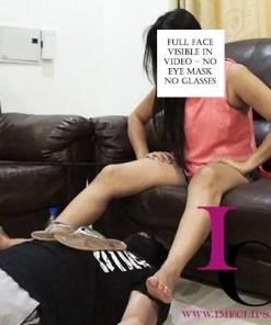 foot sucking