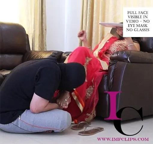 female domination spitting