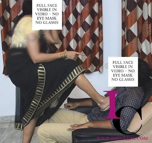 femdom revenge