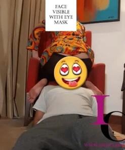 Face In Ass