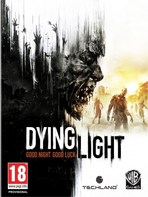 Dying Light Spray Paint : dying, light, spray, paint, Dying, Light, Internet, Movie, Firearms, Database, Movies,, Video, Games