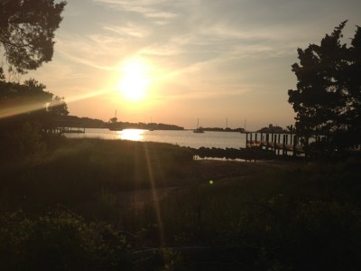Week in Ocracoke Island NC by popular North Carolina travel blogger I'm Fixin' To