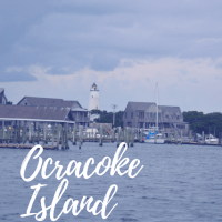 What to Do on Ocracoke Island