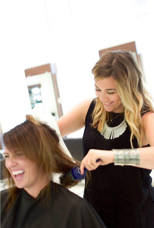 Salon Blu Hair Cut + Color