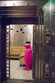 21C Museum Hotel Durham Vault