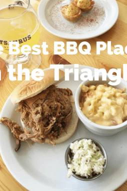 The Best BBQ Places in the Triangle