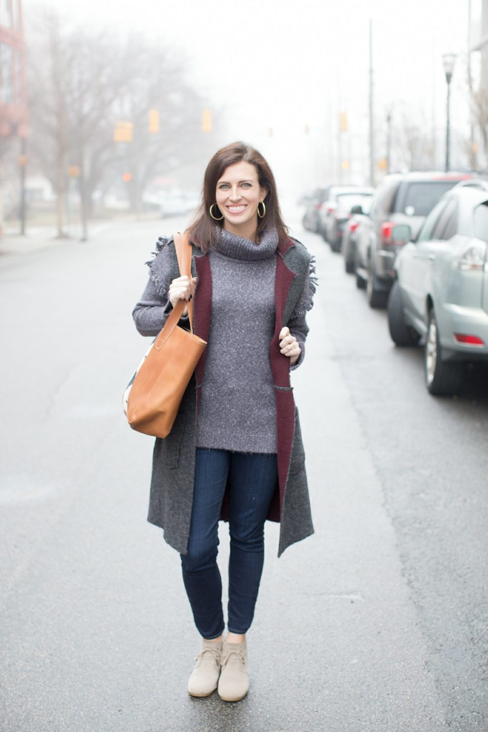 Sweater Layers for Winter