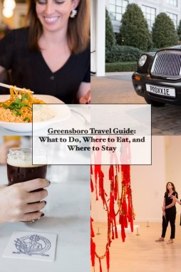 Greensboro Travel Guide: Things to Do & Where to Eat - I'm Fixin' To - @mbg0112