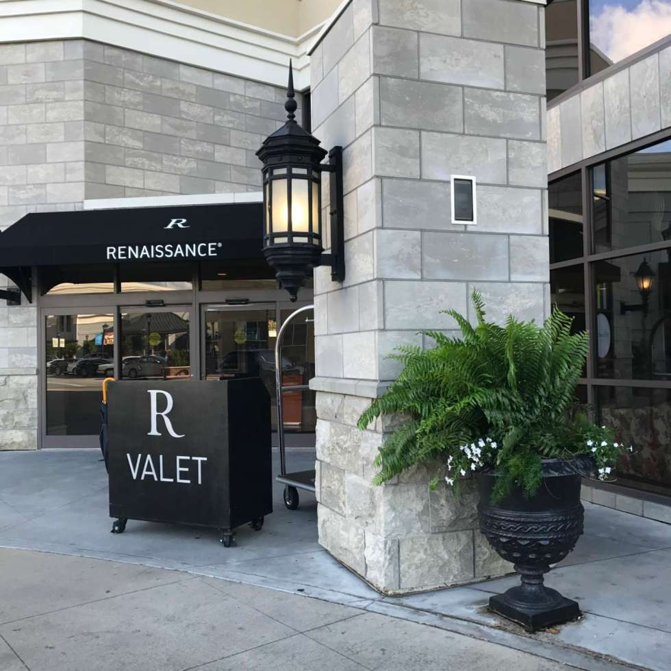 Weekending: The Last of July at Renaissance Raleigh - @mbg0112 - I'm FIxin' To