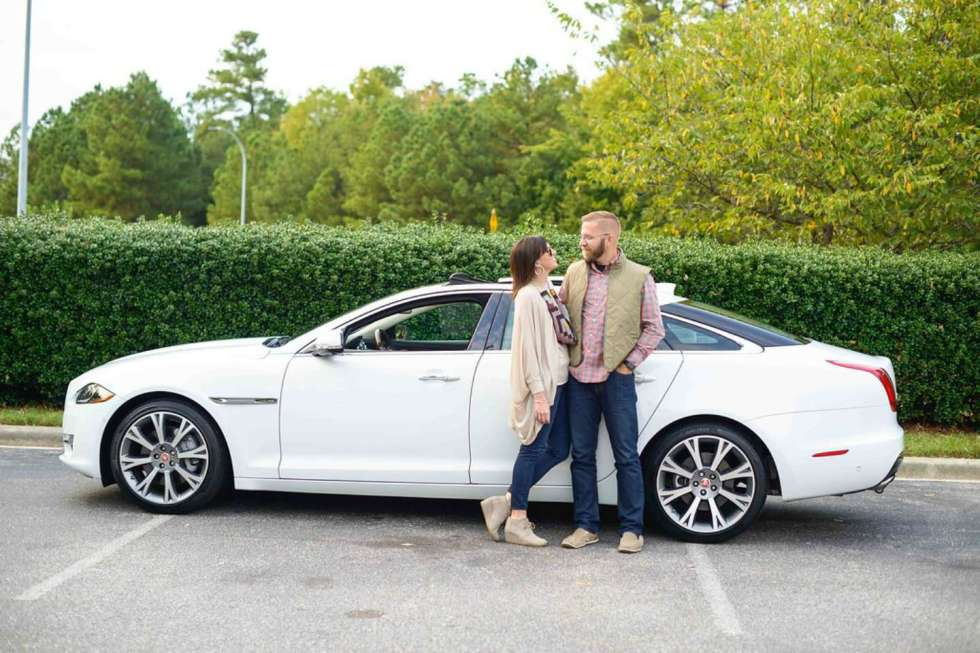 A Fall Date Night with Jaguar - I'm Fixin' To - @mbg0112