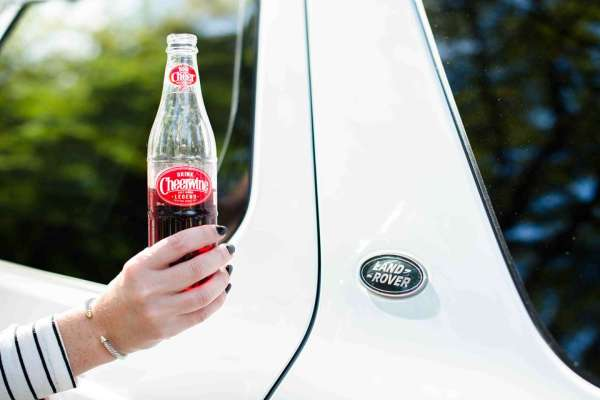 Toasting Weekend With Cheerwine And Evoque '