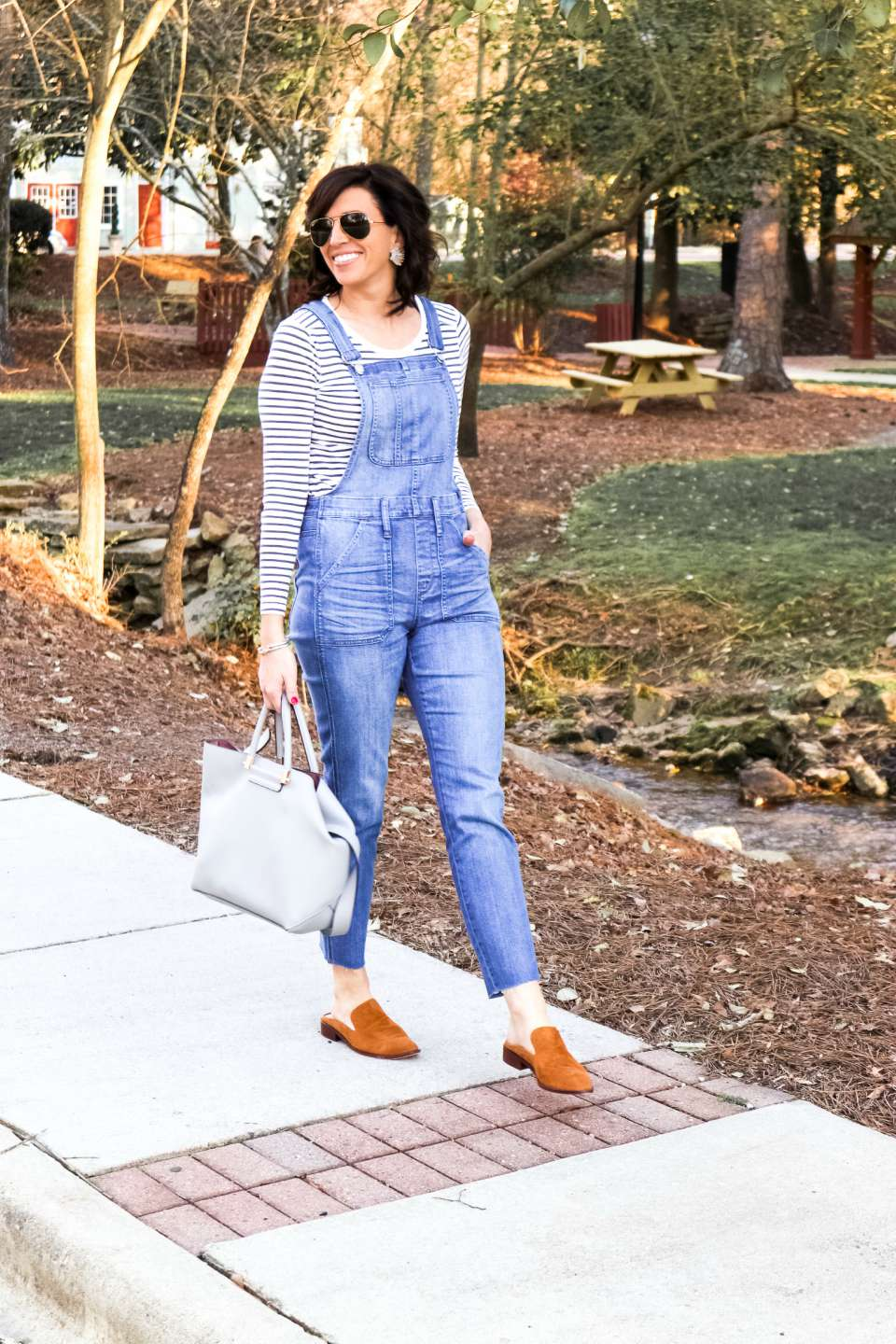 7 Outfits for Transitioning to Spring - I'm Fixin' To - @mbg0112