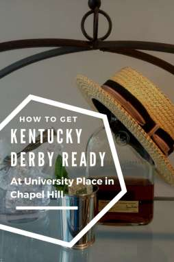 How to Get Kentucky Derby Ready at University Place - I'm Fixin' To - @mbg0112