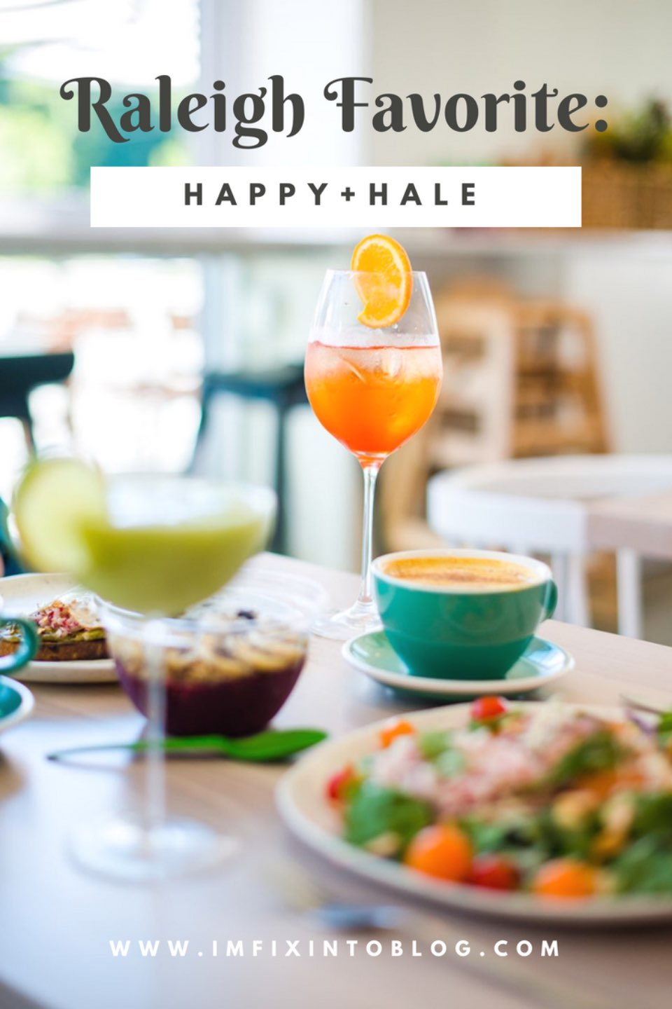 Raleigh Favorite: Happy + Hale - I'm Fixin' To - @mbg0112