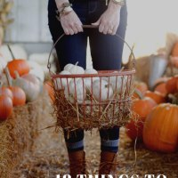 18 Things to Do This Fall