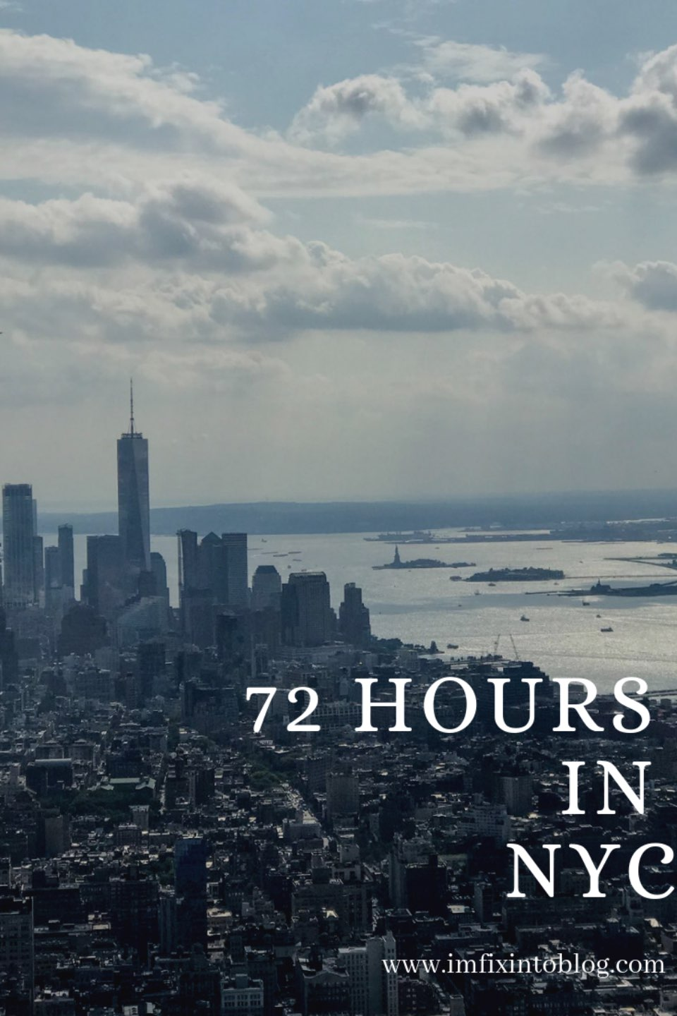 72 Hours in New York City - I'm Fixin' To - @mbg0112