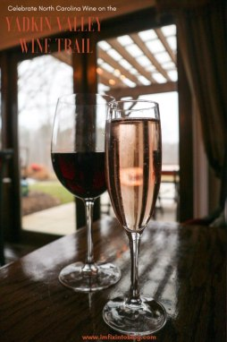 Celebrating Surry County with the Top North Carolina Wineries - I'm Fixin' To - @mbg0112 | Best North Carolina Wineries featured by top US travel blog, I'm Fixin' To