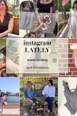 Welcome May + April 2019 Instagram Roundup - I'm Fixin' To - @mbg0112