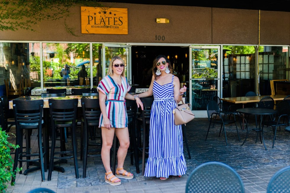 16 Can't-Miss Patios in Raleigh - I'm Fixin' To - @mbg0112   Best spots for patio dining in downtown Raleigh featured by top North Carolina blog, I'm Fixin' To: Plates Neighborhood Kitchen