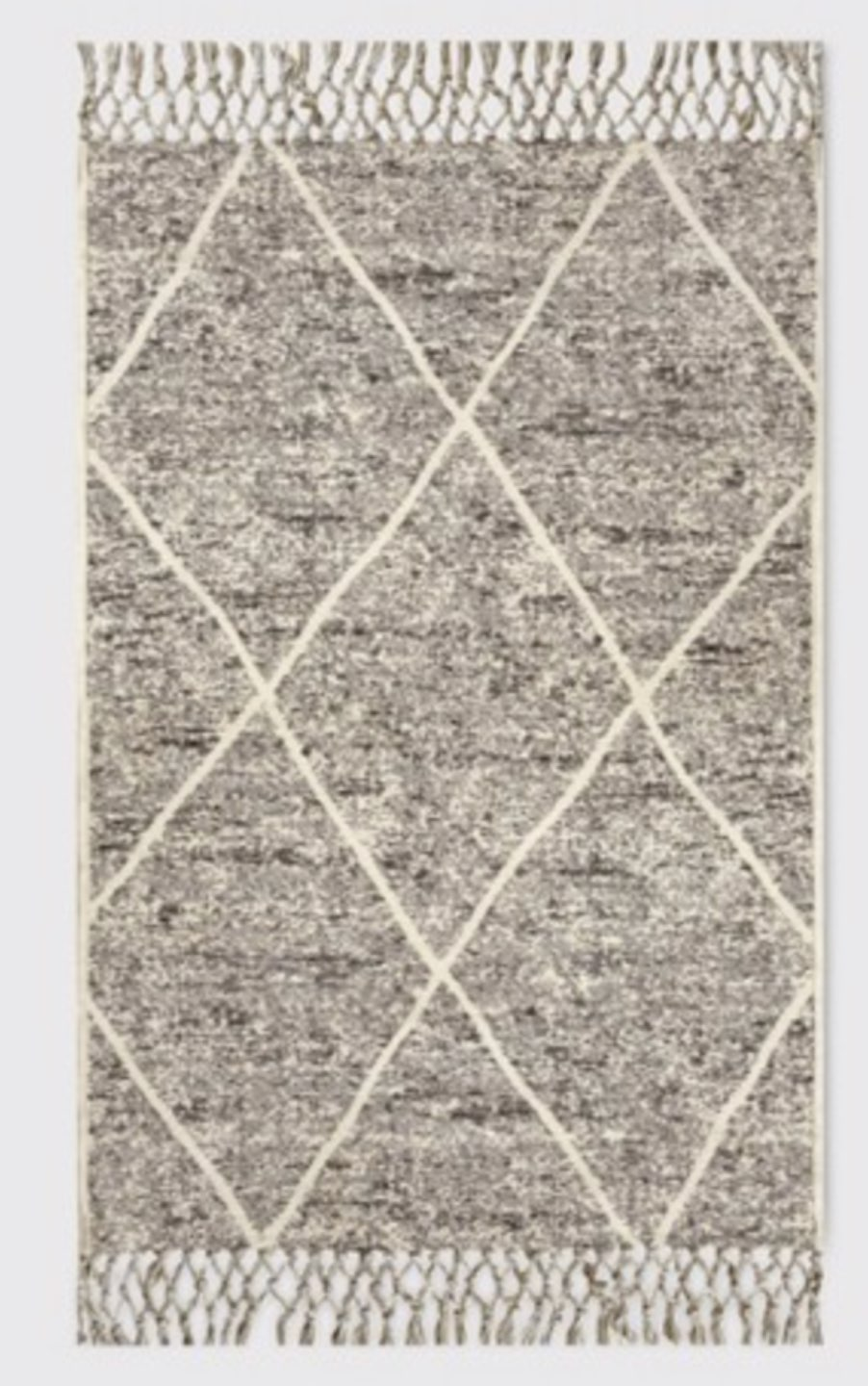 Top 10 Best Area Rugs for your Space from Amazon and Target - I'm Fixin' To - @mbg0112 | Top 6 Best Area Rugs for your Space from Amazon and Target by popular lifestyle blog, I'm Fixin' To: image of an Opalhouse Desert Hatch Outdoor Rug.
