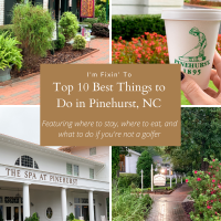 Top 10 Best Things to Do in Pinehurst NC: a Complete Travel Guide