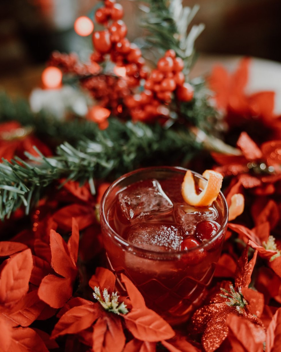 Top 7 Bars in the Triangle to Celebrate the Holidays featured by top NC blog, I'm Fixin' To: Whiskey Kitchen