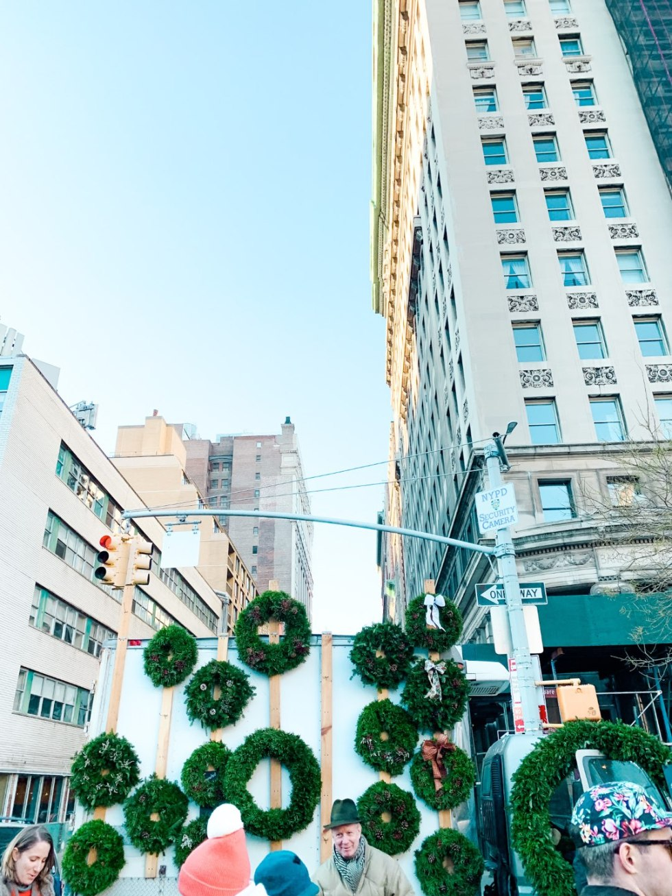 Christmas in New York City travel guide featured by top US travel blog, I'm Fixin' To.