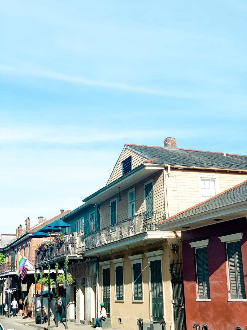 A Girls Trip to New Orleans: All the Info you Need to Prepare! - I'm Fixin' To - @mbg0112 | Girls Trip to New Orleans by popular US travel blog, I'm Fixin To: image of French Quarter.
