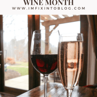 Celebrate North Carolina Wines during NC Wine Month