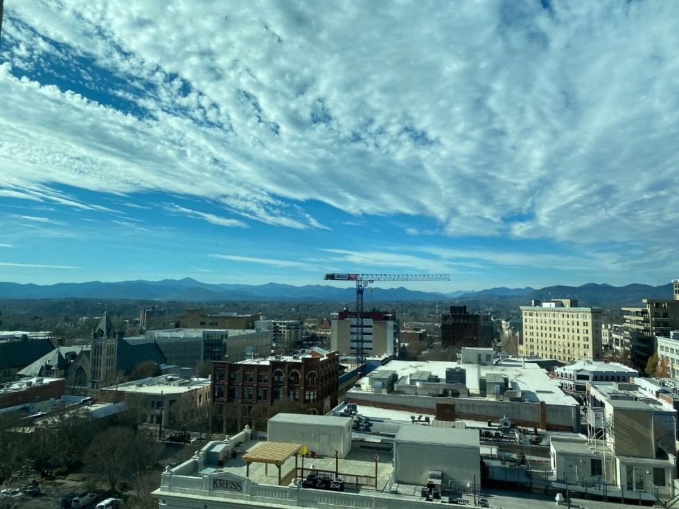 Christmas in Asheville: a Weekend Getaway During the Holidays - I'm Fixin' To - @imfixintoblog |Christmas in Asheville NC by popular NC lifestyle blog, I'm Fixin' To: image of Asheville NC.