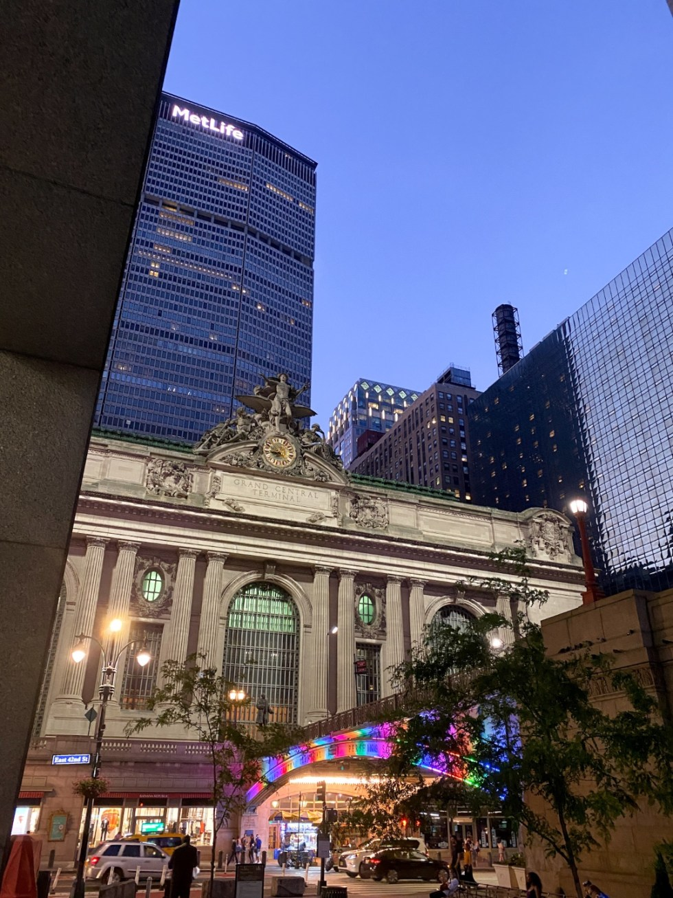 NYC Summer Weekend: Things to Do in NYC in the Summer - I'm Fixin' To - @imfixintoblog   NYC Summer Weekend by popular NC travel blog, I'm Fixin' To: image of the Grand Central Terminal.