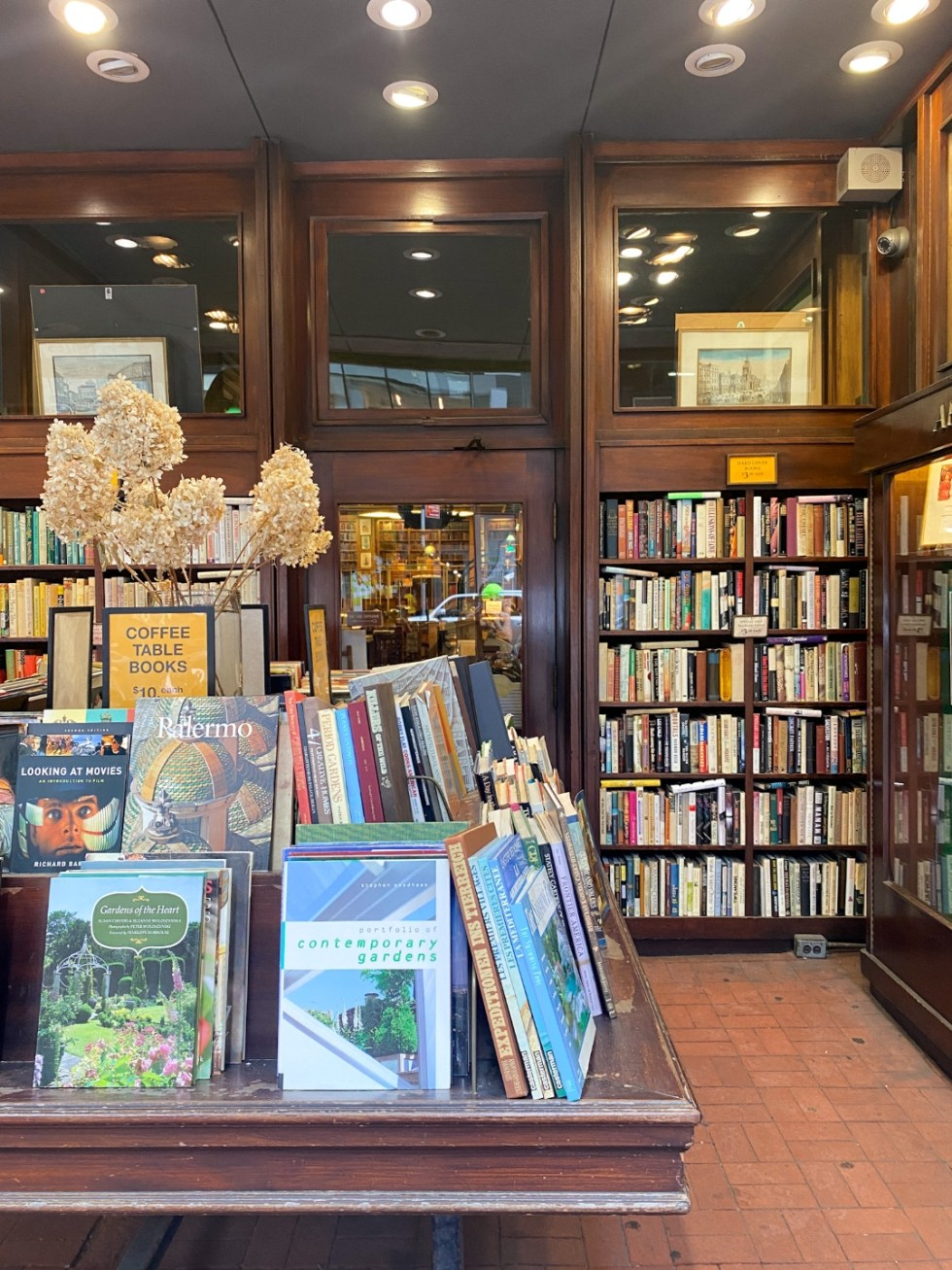 NYC Summer Weekend: Things to Do in NYC in the Summer - I'm Fixin' To - @imfixintoblog   NYC Summer Weekend by popular NC travel blog, I'm Fixin' To: image of a book store.