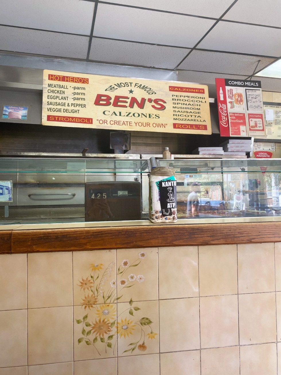 NYC Summer Weekend: Things to Do in NYC in the Summer - I'm Fixin' To - @imfixintoblog   NYC Summer Weekend by popular NC travel blog, I'm Fixin' To: image of Bens Calzones.