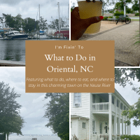 What to Do in Oriental, NC