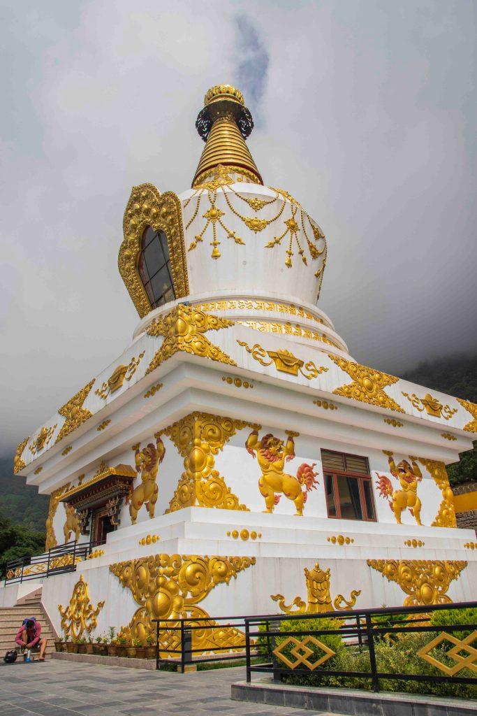 Jamchen Vijaya Stupa