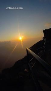 Sunset View from Gosaikunda