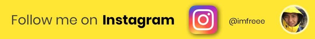 Follow imfreee.com on Instagram