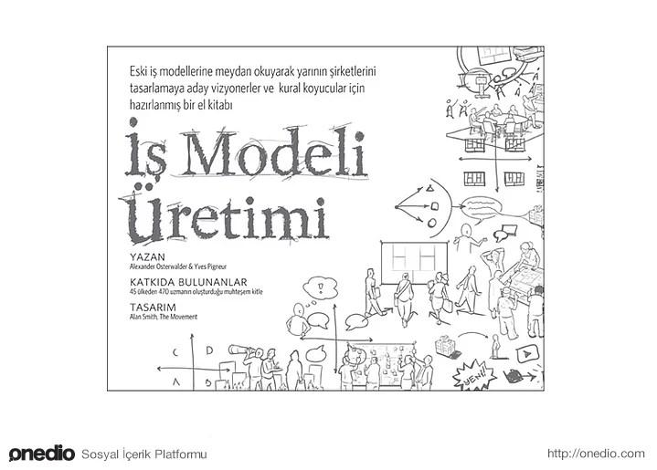 İş Modeli Üretimi - Yves Pigneur, Alexander Osterwalder