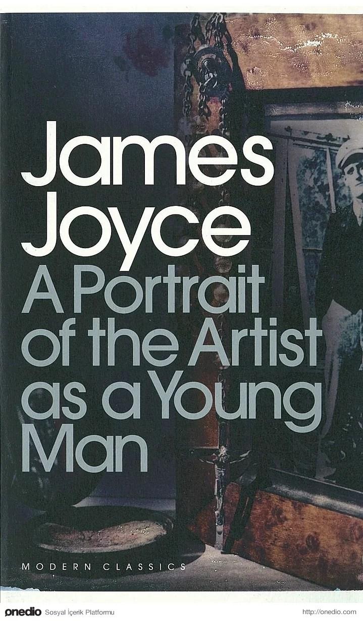 14. Sanatçının Bir Genç Adam Olarak Portresi – James Joyce