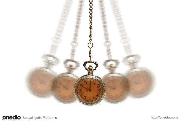 Zamanınızı nasıl harcadığınızı fark edin.