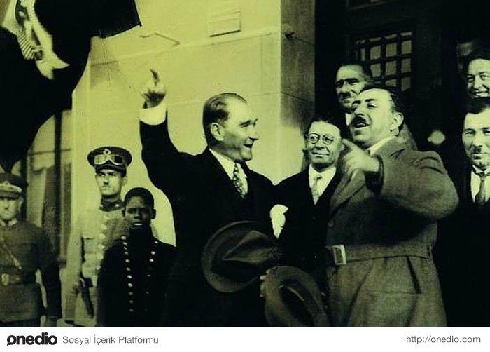 """17 Ekim 1938 / """"Ülkenin üstüne adeta bir ölü toprağı serpildi."""""""