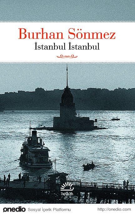 Burhan Sönmez / İstanbul İstanbul