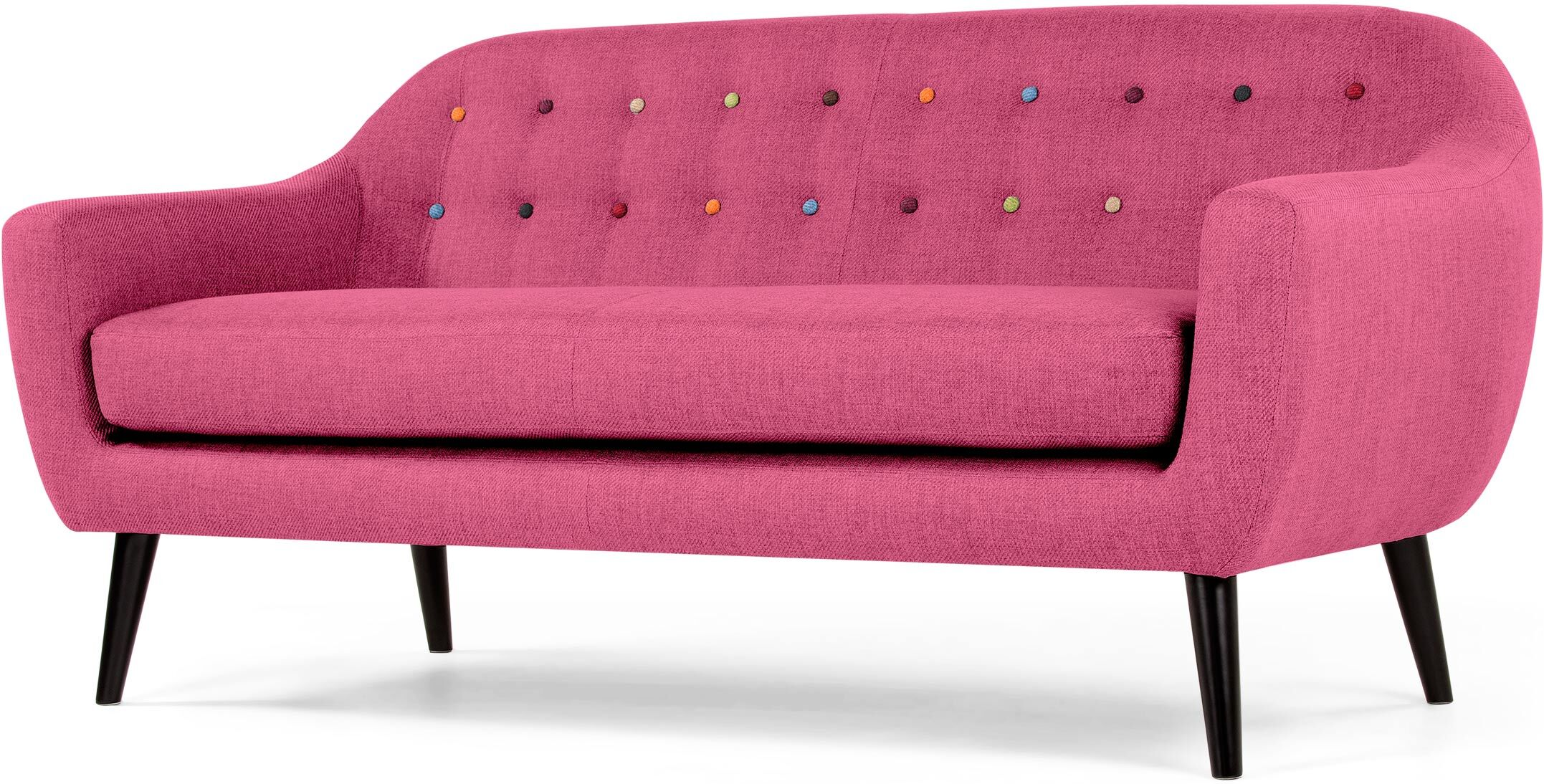 pink sofa browse uk triple play reclining shop for cheap beds and save online