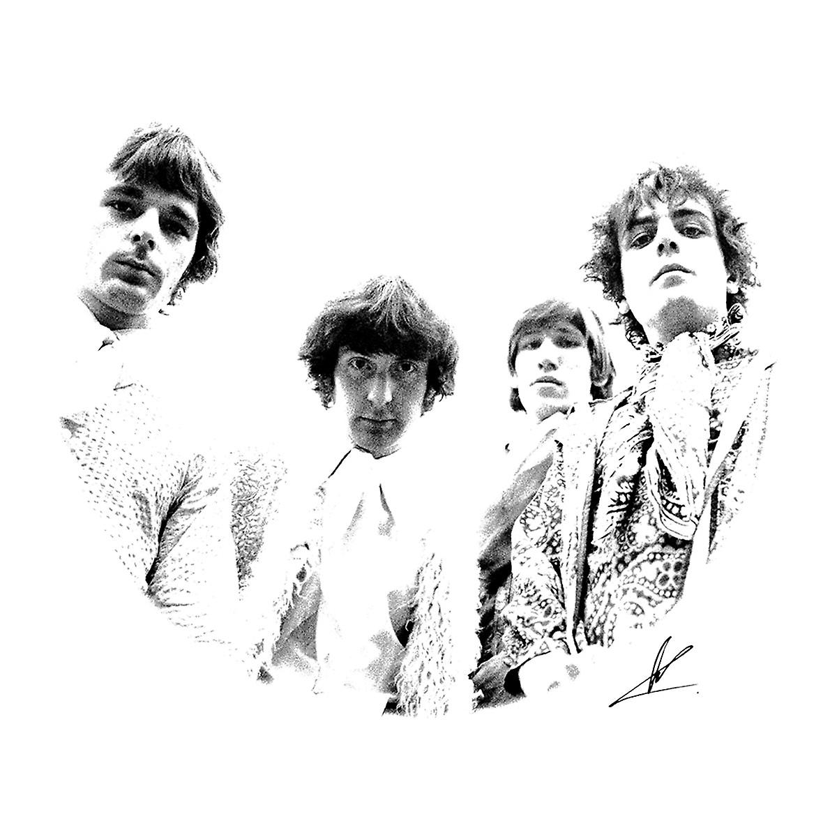 Pink Floyd Ruskin Park Shoot 1967 Black And White Women's