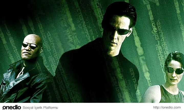 Matrix serisi / The Matrix (1999...2003)