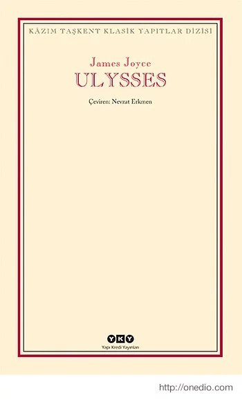 6. Ulysses – James Joyce