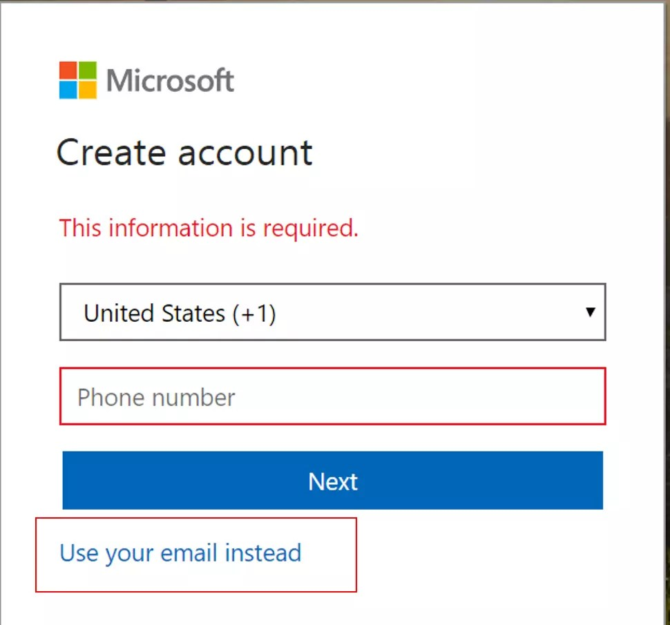 How To Create a Hotmail (Outlook.com) Account - CCM